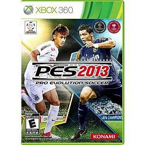 Pro Evolution Soccer 2013 Seminovo – Xbox 360