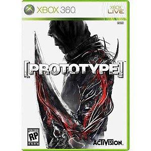 Prototype Seminovo – Xbox 360