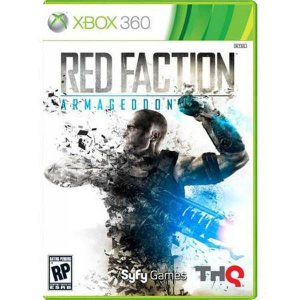 Red Faction Armageddon Seminovo – Xbox 360