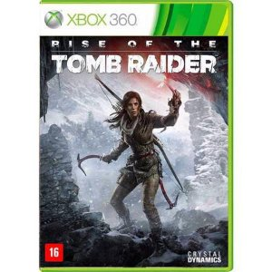 Rise of the Tomb Raider Seminovo – Xbox 360