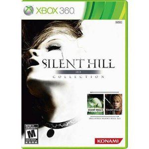Silent Hill HD Collection Seminovo – Xbox 360