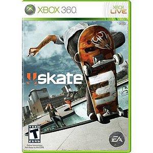 Skate 3 Seminovo – Xbox 360