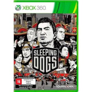Sleeping Dogs Seminovo – Xbox 360