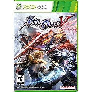 Soul Calibur V Seminovo – Xbox 360