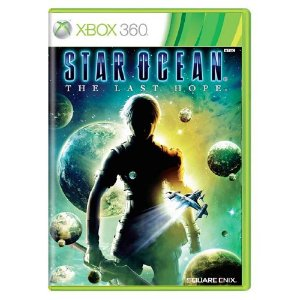 Star Ocean The Last Hope Seminovo (EUROPEU) – Xbox 360