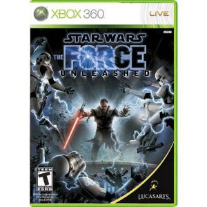 Star Wars: The Force Unleashed Seminovo – Xbox 360