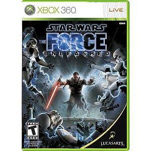 Star Wars: The Force Unleashed Seminovo – Xbox 360