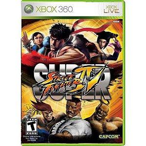 Super Street Fighter 4 Seminovo – Xbox 360