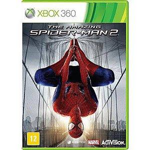 The Amazing Spider Man 2 Seminovo – Xbox 360