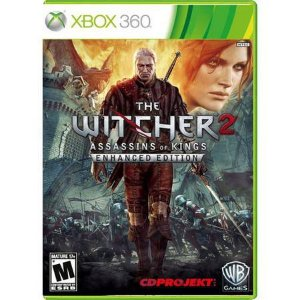 The Witcher 2 Assassins Of Kings Enhanced Edition Seminovo- Xbox 360