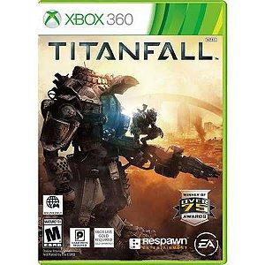 Titanfall Seminovo – Xbox 360
