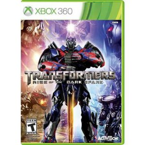 Transformers Rise Of The Dark Spark Seminovo – Xbox 360