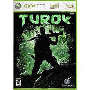 Turok Seminovo – Xbox 360