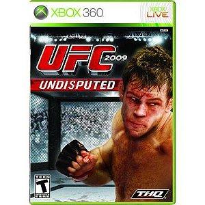UFC 2009 Undisputed Seminovo – Xbox 360