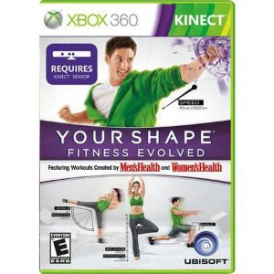 Your Shape: Fitness Evolved Seminovo – Xbox 360