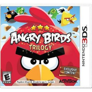 Angry Birds Trilogy Seminovo – 3ds