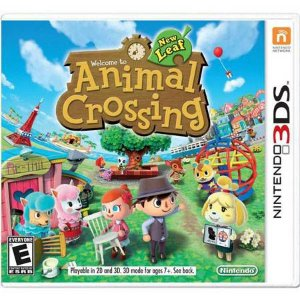 Animal Crossing New Leaf Seminovo – 3DS