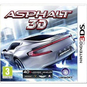 Asphalt 3D Seminovo – 3DS