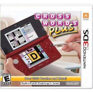 Crosswords Plus Seminovo – 3DS