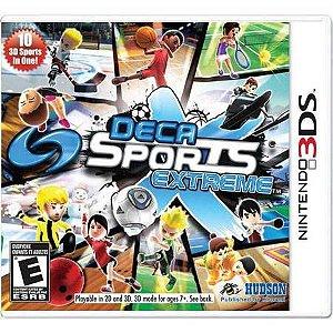 Deca Sports Extreme Seminovo – 3DS