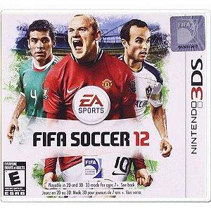 Fifa Soccer 12 Seminovo – 3DS