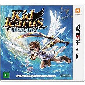 Kid Icarus Uprising Completo Seminovo – 3DS