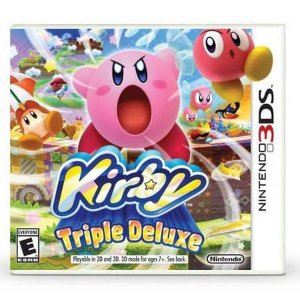 Kirby Triple Deluxe Seminovo – 3DS
