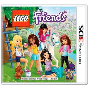 Lego Friends Seminovo – 3DS