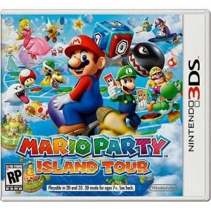 Mario Party Island Tour Seminovo – 3DS