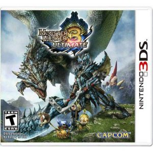 Monster Hunter 3 Ultimate Seminovo – 3DS