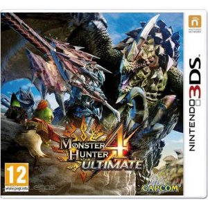 Monster Hunter 4 Ultimate Seminovo – 3DS