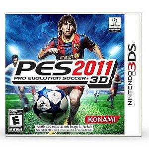 Pro Evolution Soccer 2011 Seminovo – 3DS