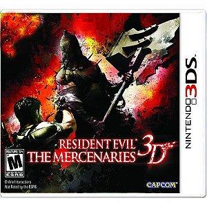 Resident Evil: The Mercenaries 3D Seminovo – 3DS
