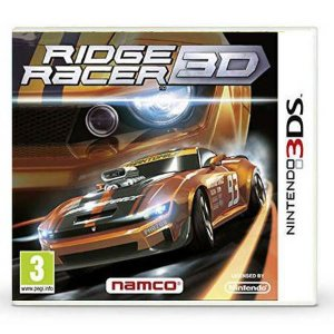 Ridge Racer 3D Seminovo – 3DS