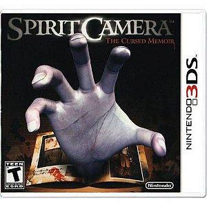 Spirit Camera The Cursed Memoir Seminovo – 3DS