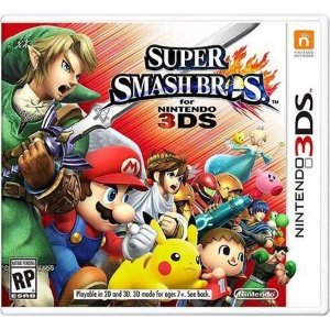 Super Smash Bros Seminovo – 3DS