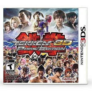Tekken Prime Edition 3D Seminovo – 3DS