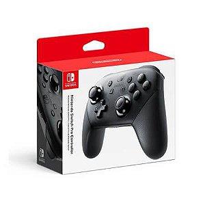 Controle Nintendo Switch Pro Controller