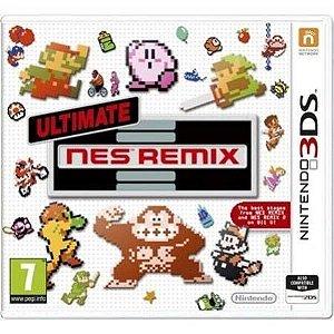 Ultimate NES Remix Seminovo – 3DS