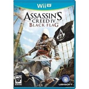 Assassin's Creed IV: Black Flag Seminovo – Wii U