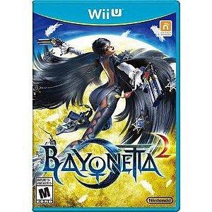 Bayonetta 2 + Bayonetta Seminovo – Wii U