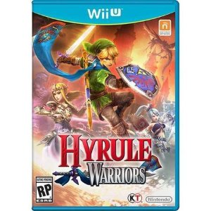 Hyrule Warriors Seminovo – Wii U