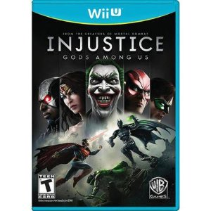 Injustice: Gods Amongus Seminovo – Wii U