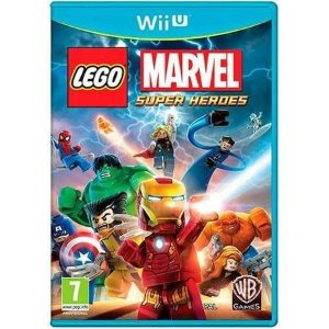 Lego Marvel Super Heroes Seminovo – Wii U