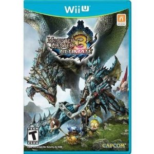 Monster Hunter 3 Ultimate Seminovo – Wii U