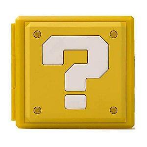 Estojo Premium Game Card Case Super Mario – Nintendo Switch