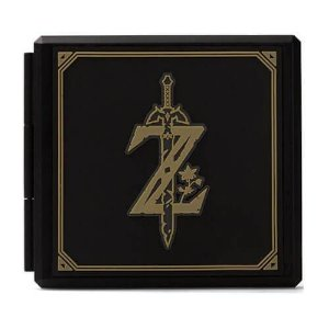 Estojo Premium Game Card Case Zelda – Nintendo Switch