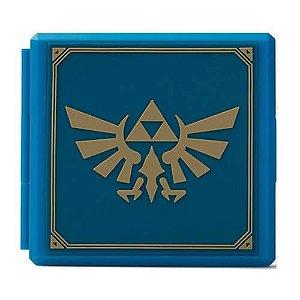 Estojo Premium Game Card Case Zelda – Nintendo Switch