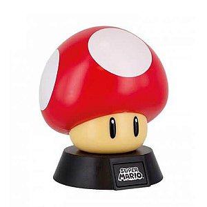 Luminária Super Mario Toad – Nintendo