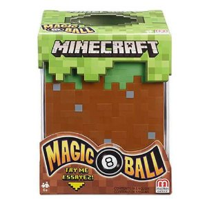 Magic 8 Ball – Minecraft Edition